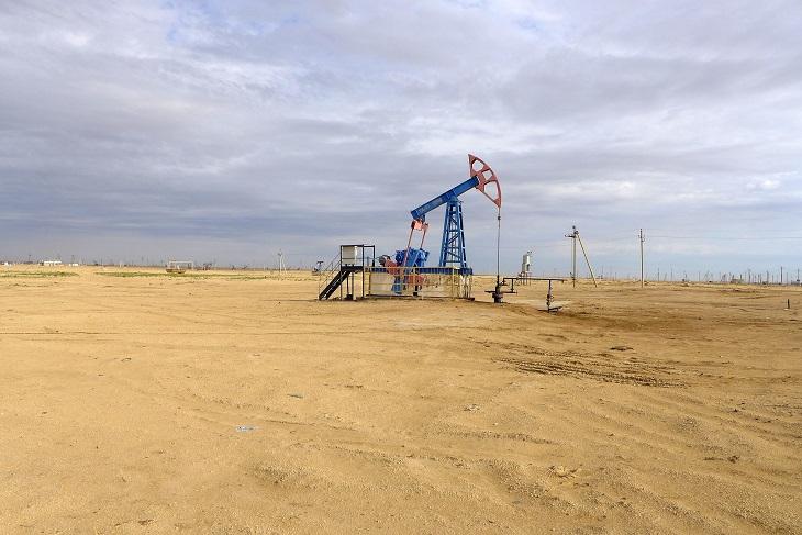 Фото анализ нефтяной отрасли Казахстана