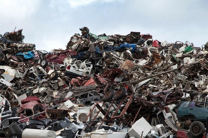 Фото анализ рынка металлолома