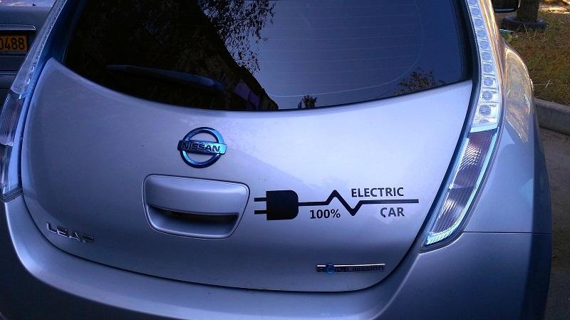 Фото анализ рынка электромобилей
