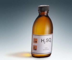 Фото анализ рынка серной кислоты