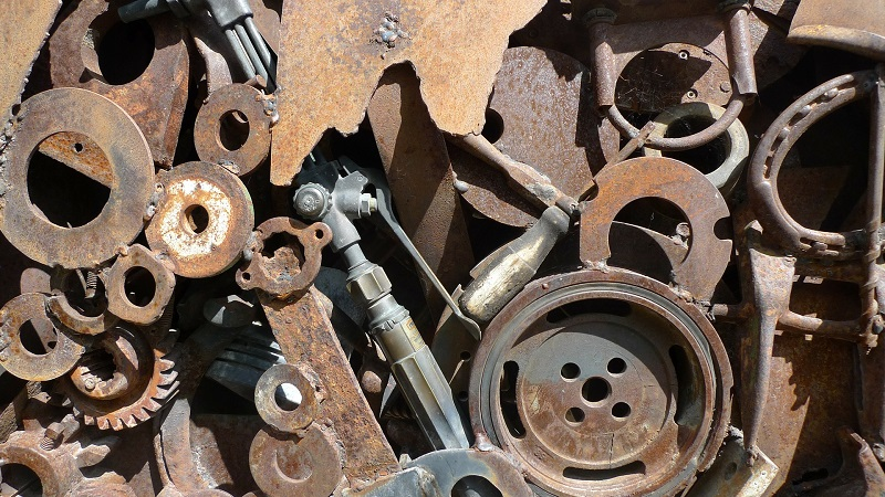 Фото анализ рынка металлического лома