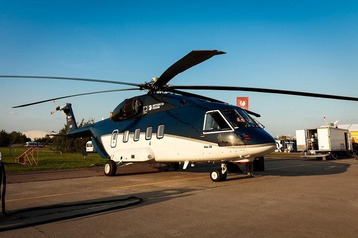 Фото анализ рынка гражданских вертолетов