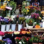 Фото рынок свежесрезанных цветов в России
