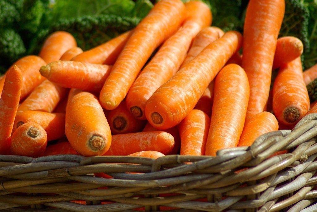 Фото российский рынок моркови