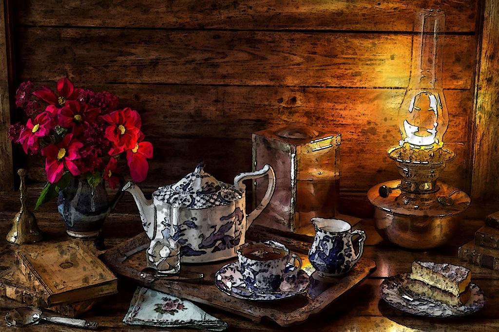 Фото анализ рынка чая в России