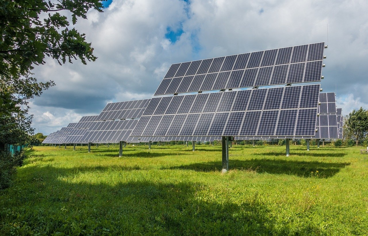Фото анализ рынка солнечной энергетики