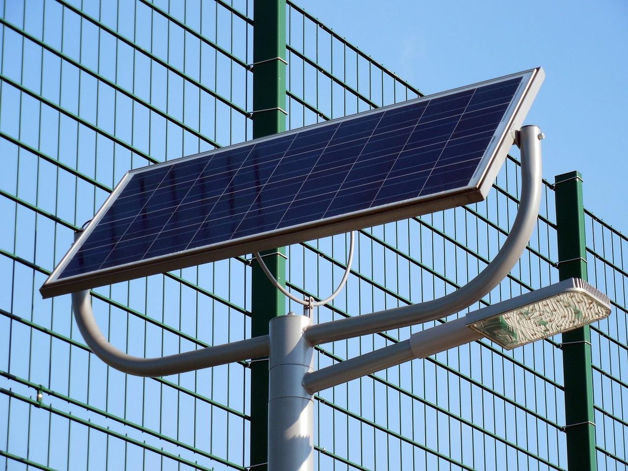 Фото рынок солнечных электростанций