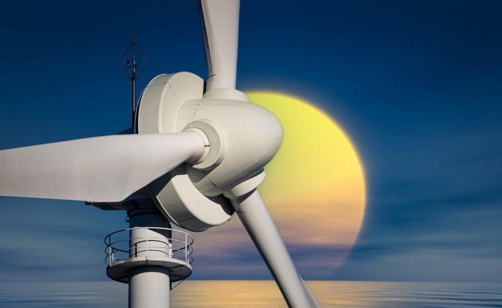 Фото рынок ветряной энергии