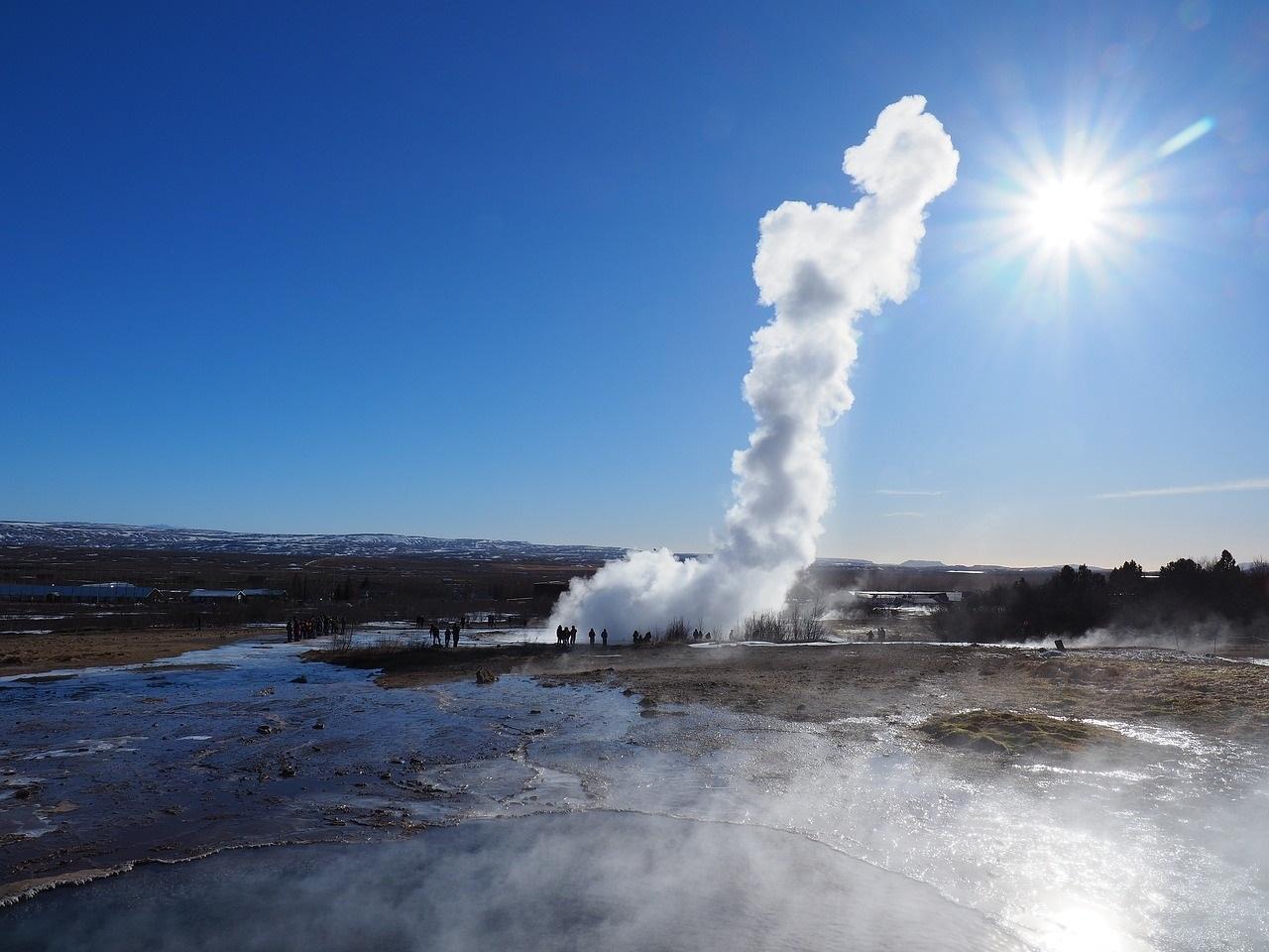 Фото анализ рынка геотермальной энергетики