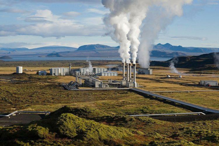 Фото анализ рынка геотермальной энергии