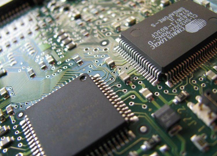 Фото анализ рынка микроэлектроники
