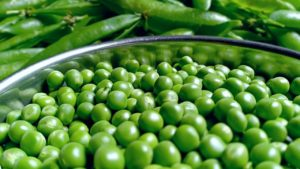 Фото российский рынок зеленого горошка