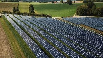 Фото рынок солнечной энергии