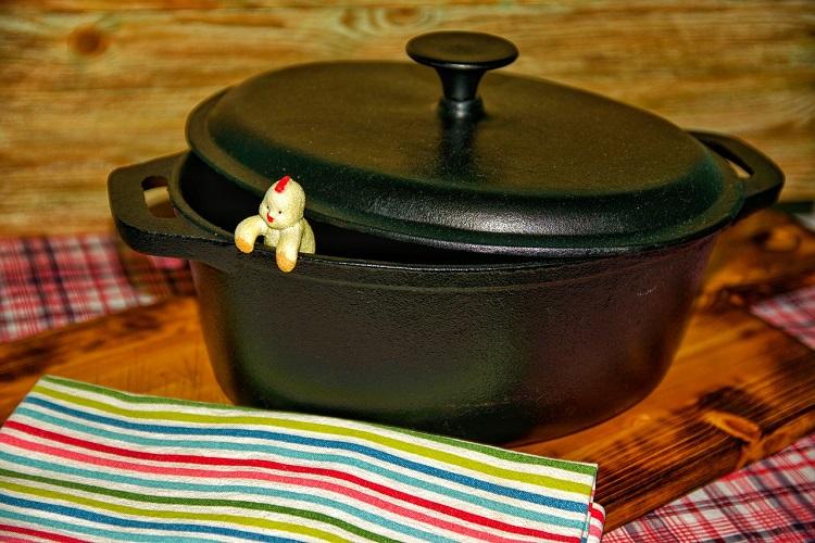 Фото обзор рынка чугунной посуды