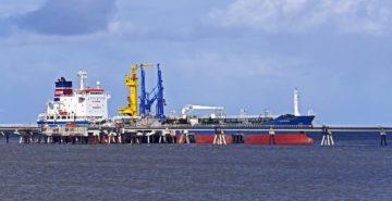 Фото анализ поставок нефти в Японию