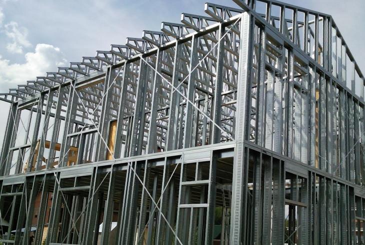 Фото Рынок металлических конструкций ЛСТК