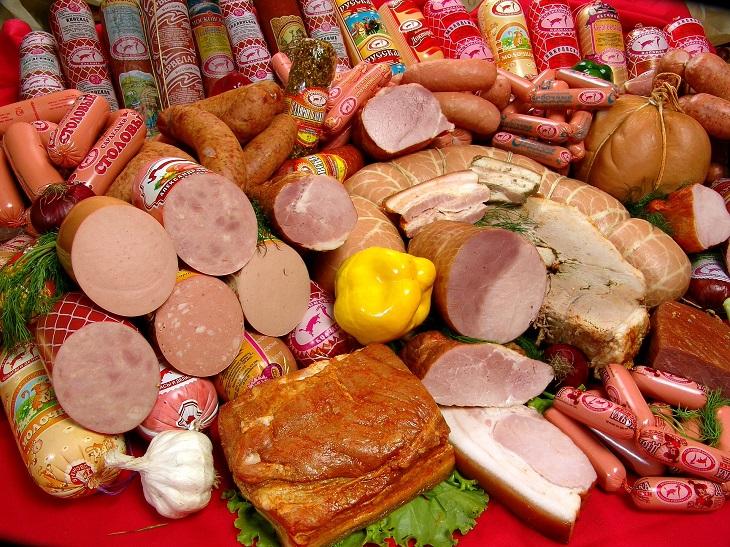 Фото анализ рынок колбасных изделий
