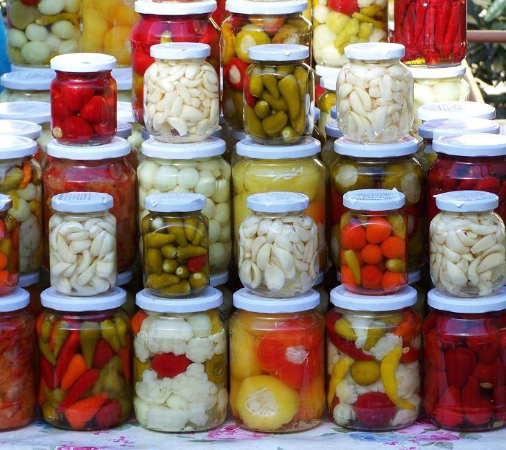 Фото анализ рынок маринованных овощей