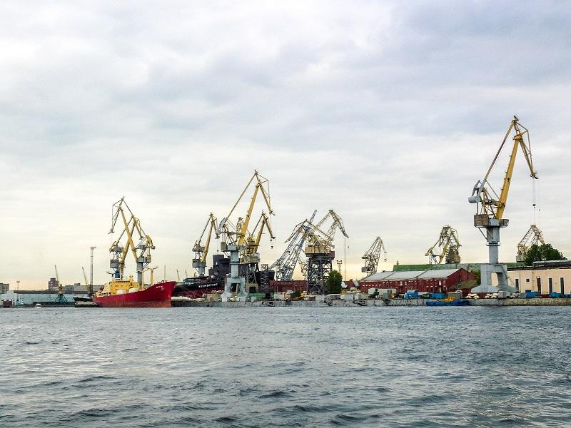 Фото анализ портовой и автодорожной инфраструктуры