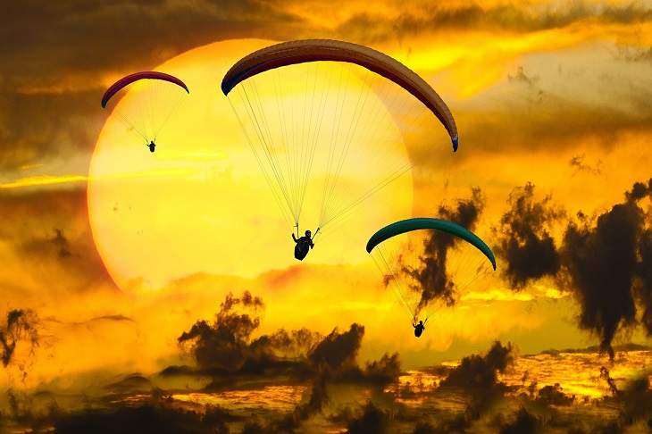 Фото анализ рынка тканей для изготовления парашютов