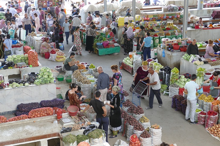 Фото анализ Рынок бахчевых культур Узбекистана