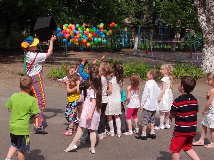 Фото анализ Рынок дошкольного воспитания