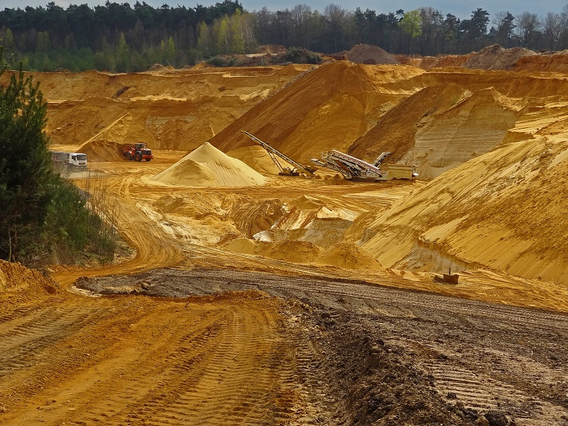 Фото анализ рынка полезных ископаемых